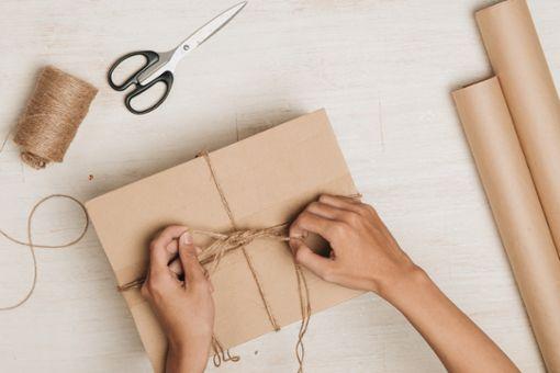 Vorschaubild zum Artikel Geschenke nachhaltig verpacken