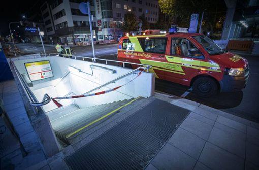 Mehrere Haltestellen wegen Brandalarms stundenlang gesperrt
