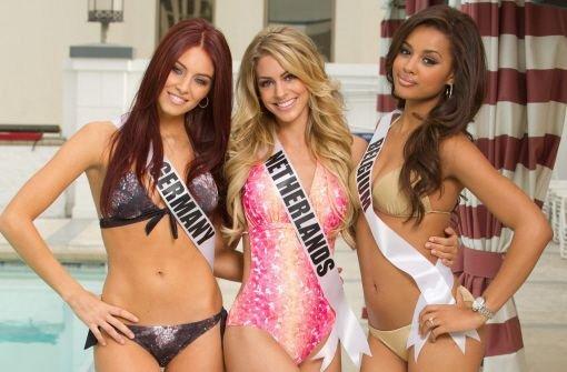 Wer wird die Miss Universe 2012?