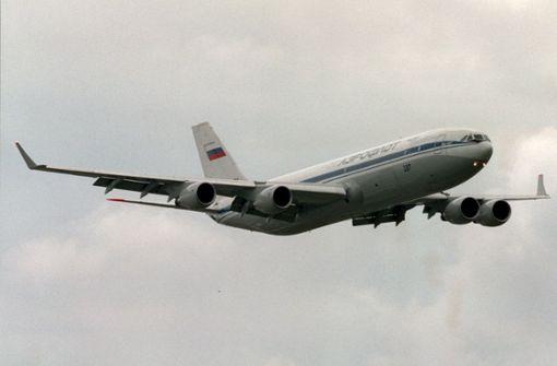 Russland bestätigt Flugzeug-Abschuss