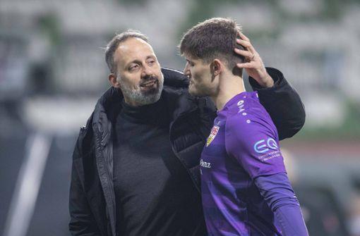 "Pellegrino Matarazzo lobt das ""Monster im VfB-Tor"""