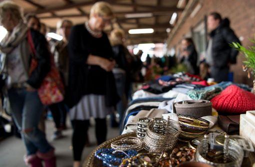 Hofflohmärkte sind auf den Fildern etabliert