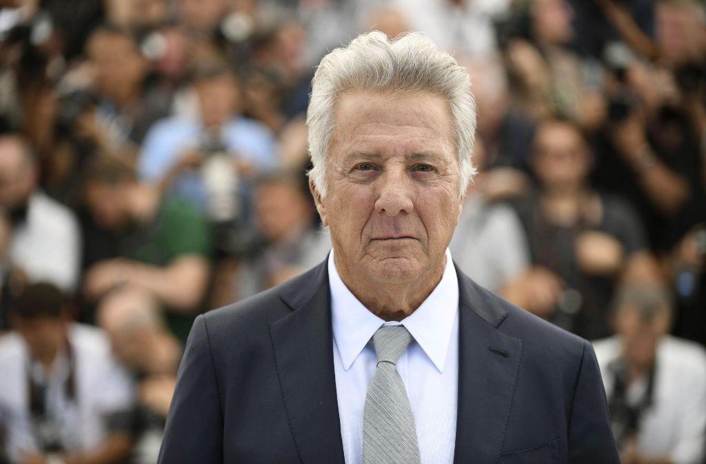 Dustin Hoffman sieht sich mit Vorwürfen der sexuellen Belästigung konfrontiert. Foto: Invision