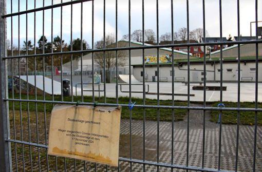 Skateanlage bleibt wegen der Pandemie geschlossen