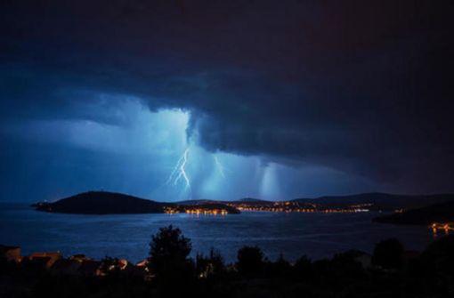 Adria-Wetter spielt verrückt