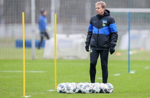 Klinsmann peilt in drei Jahren Champions League an