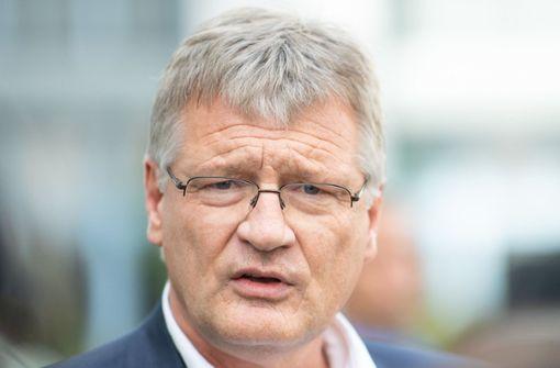 """Jörg Meuthen: """"Das Wahlergebnis hat Licht und Schatten"""""""