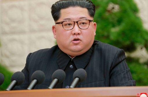 Nordkorea feuert erneut Geschosse in Richtung Meer