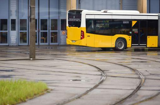 Ausfälle bei Bussen und Stadtbahnen