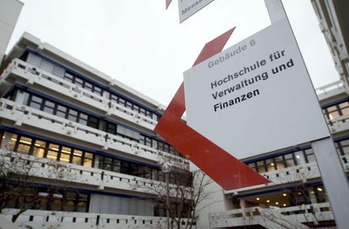 Weitere Verstöße  an Beamten-Hochschule