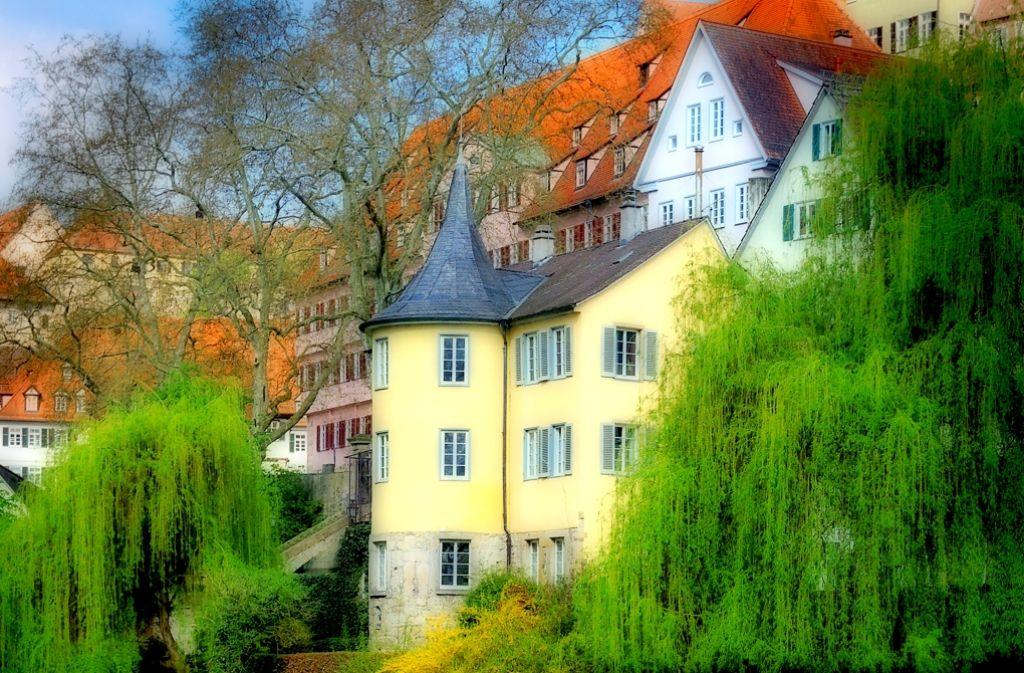 Der Turm in Tübingen soll saniert und mit einer neuen Ausstellung versehen werden. Foto: Faltin
