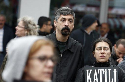 Behörden verbieten Trauermarsch
