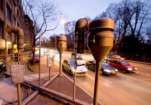 Stuttgart-Nord: So viel Feinstaub ist heute vorhergesagt