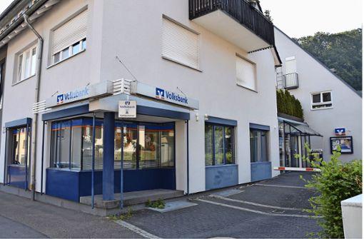 Volksbank Stuttgart schließt SB-Filiale