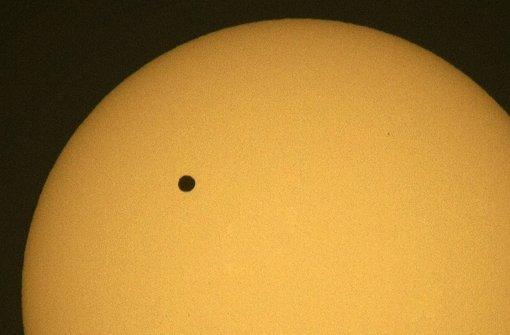 So spektakulär war der Weg der Venus