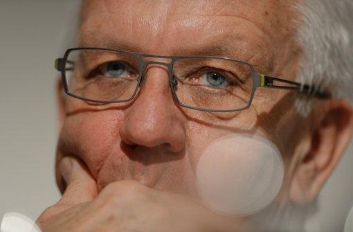 CDU-Sozialflügel kritisiert Kretschmann
