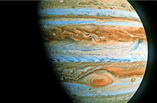 Wenn Jupiter und Saturn sich treffen