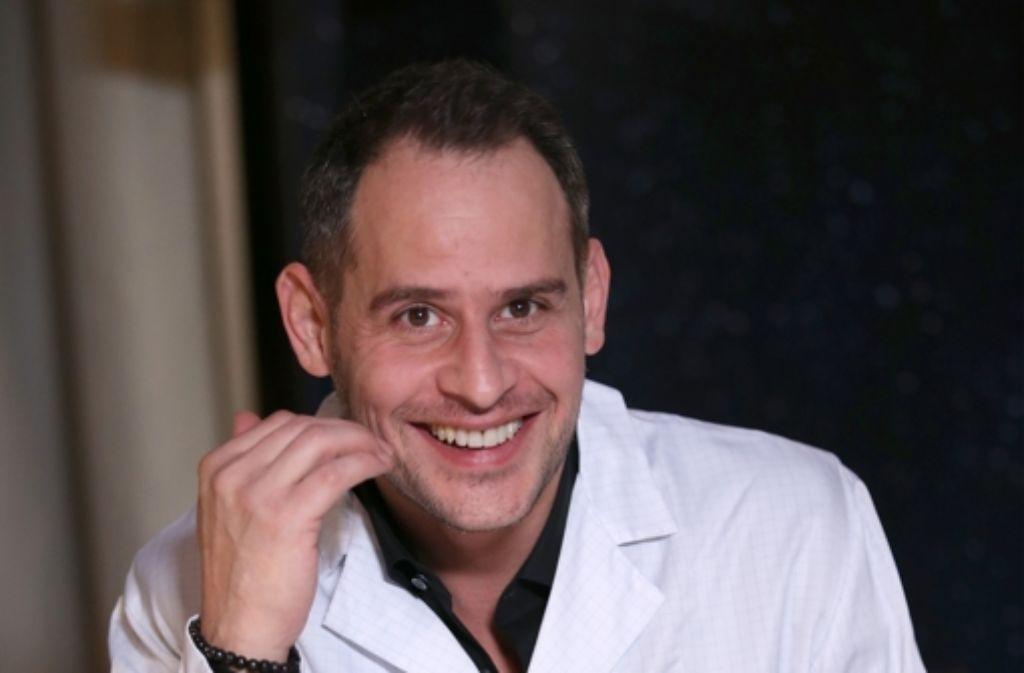 Moritz Bleibtreu hat sich  in seine Rolle als Anwalt  perfekt eingefühlt. Foto: Getty Images