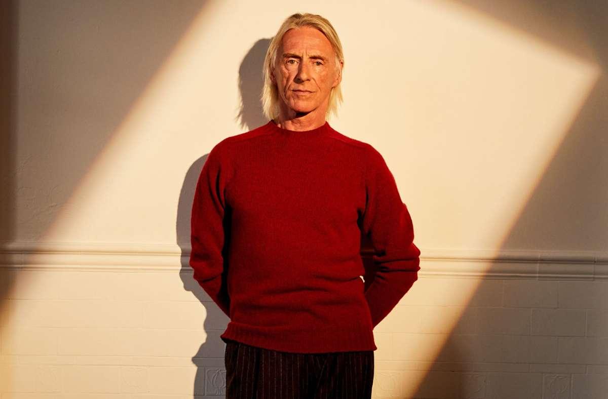Musikalisch wie äußerlich stilsicher: Paul Weller Foto: Universal Music
