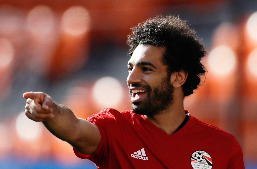 Ägyptens Stürmer Mohamed Salah könnte einer der WM-Stars werden. Foto: AP