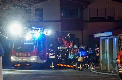 Brand in Lagerhalle - 250 000 Euro Schaden