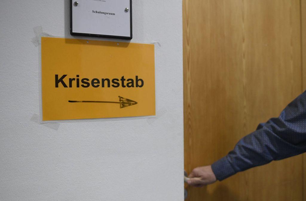 Vier Kita-Kinder in Heinsberg sind mit dem Coronavirus infiziert. (Symbolbild) Foto: dpa/Roberto Pfeil
