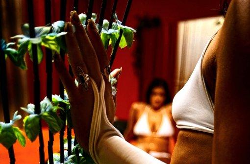 Die große Mehrheit der Prostituierten kommt aus Osteuropa. Foto: Gottfried Stoppel