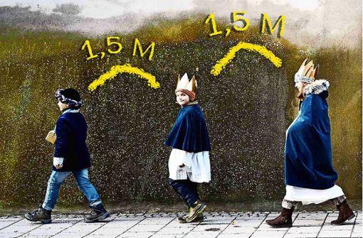 Worauf die Drei Könige 2021 achten müssen