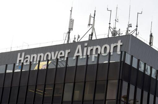 Flughafen Hannover stellt Flugbetrieb ein
