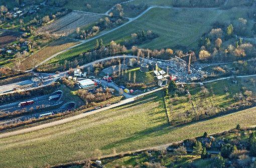 Engelbergtunnel wird erst 2019 zum Nadelöhr