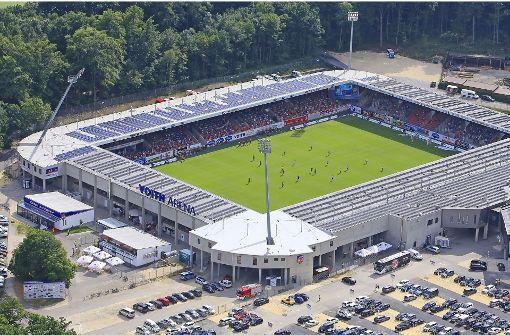 Voith-Arena für einen Euro
