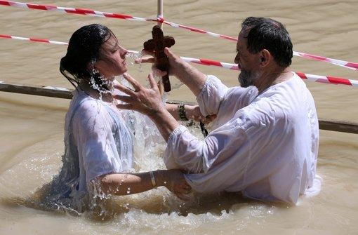 Taufe begründet keinen Asylanspruch