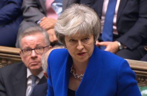 """""""Es ist meine Pflicht, Großbritannien aus der EU zu führen"""""""