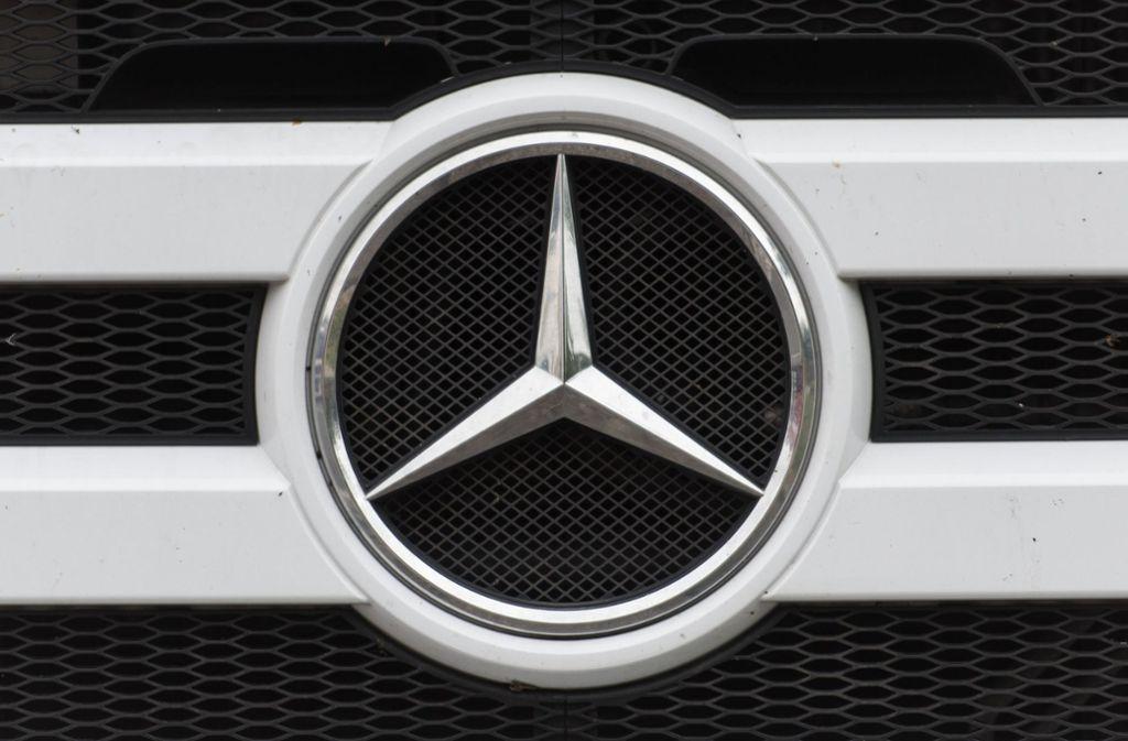 2011 war das Lkw-Kartell, an dem auch Daimler beteiligt war, aufgeflogen. Foto: dpa