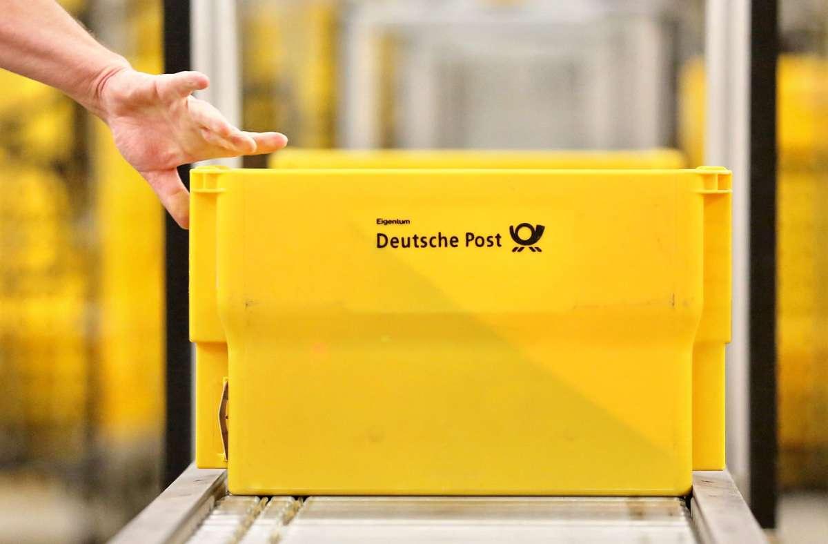 Es gibt Regeln, wo es Filialen der Deutschen Post geben muss. Foto: dpa/Jan Woitas