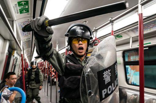 Proteste gehen nach schweren Zusammenstößen weiter