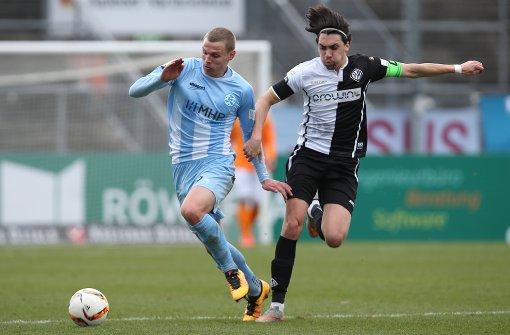 Kickers-Spieler fliegt zu Joachim Löw
