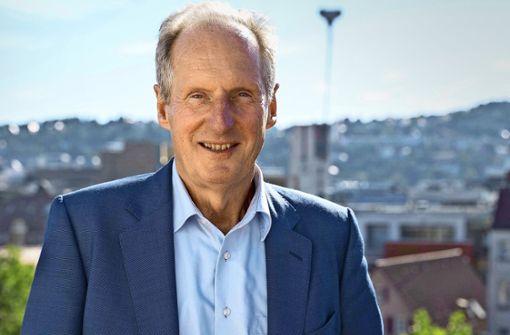 Schuster wird 70: Ansichten des Ex-OB