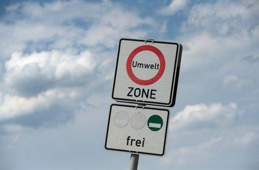 Stuttgart ist im Kampf gegen Abgase international auf Platz sechs