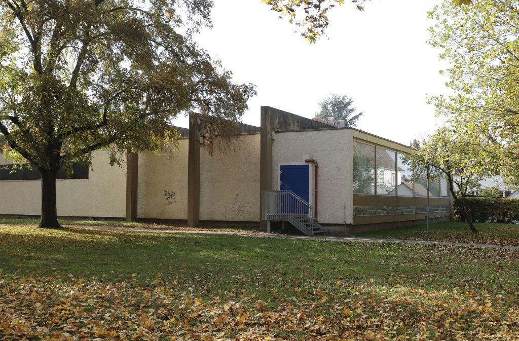 Noch steht das Lehrschwimmbecken in Asperg. Foto: factum/Bach