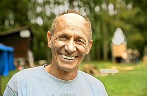 Gerry erlebt sein 20. Waldwunder
