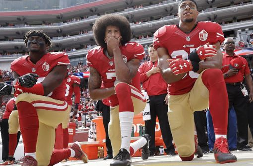 Colin Kaepernick vor Rückkehr in die NFL?
