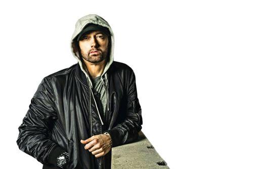 Wie klingt das Überraschungsalbum von Eminem?