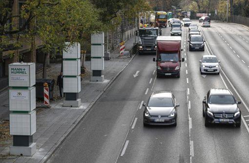 Stuttgart hält erstmals Feinstaubgrenze ein