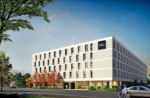 Baubeginn für Esslingens größtes Hotel