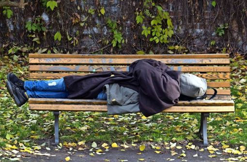 Zahl der Obdachlosen hat sich verdreifacht