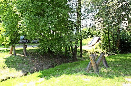 Für die neue Spielplatz-Brücke wird online abgestimmt