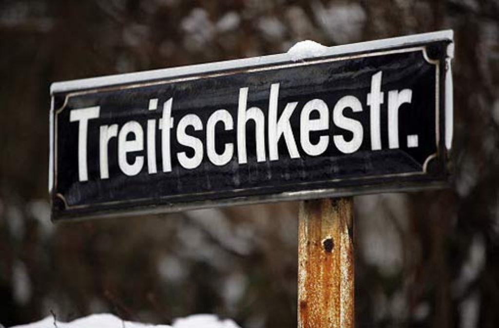 Die Treitschkestraße in Sillenbuch wird zukünftig Fritz-Bauer-Straße heißen. Foto: Steinert