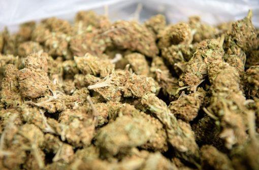 Das Marihuana kam per Post