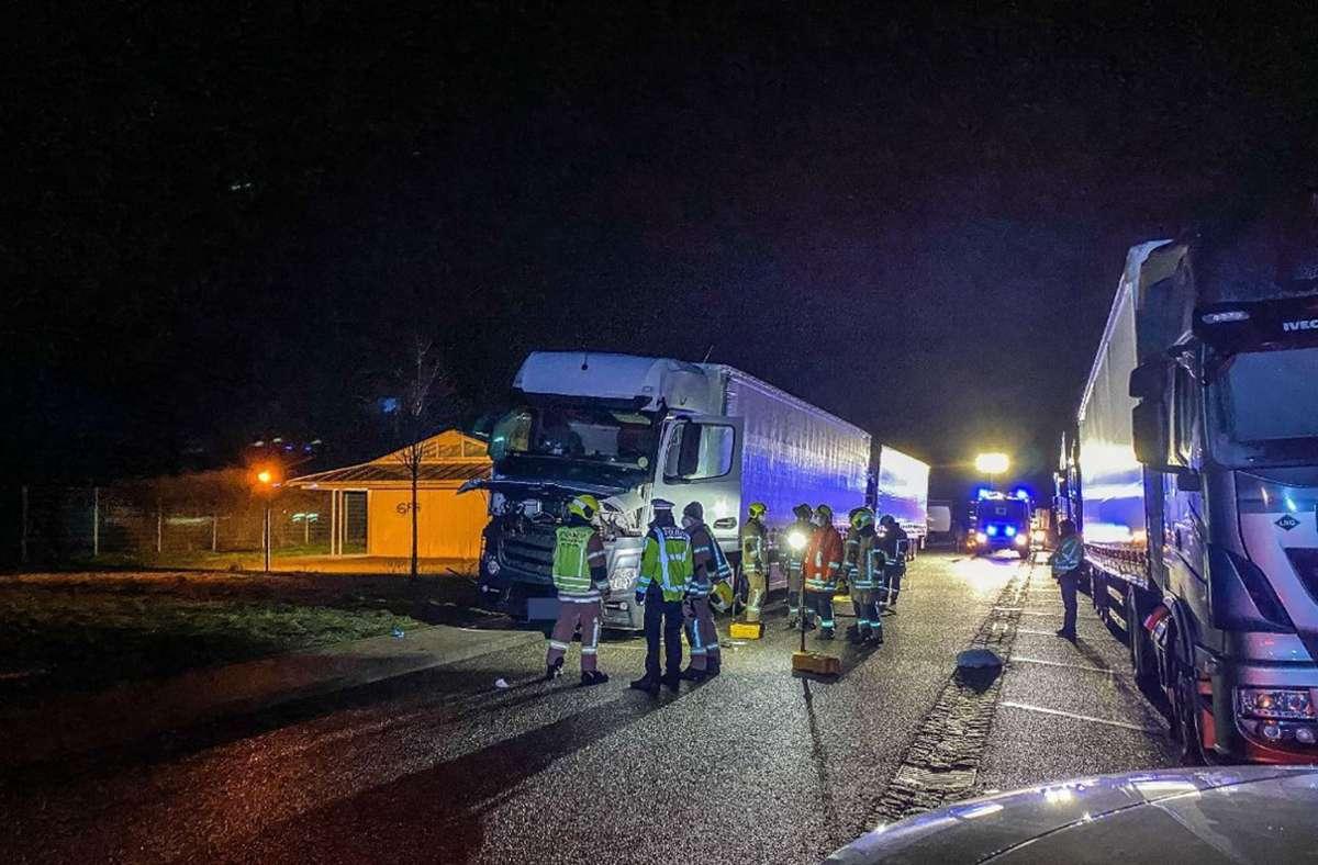 Wie genau es zu dem Unglück kam, ist bisher nicht bekannt. Foto: SDMG //Dettenmeyer